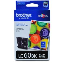 Cartucho Original Brother LC60 BLACK