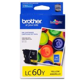 Cartucho Original Brother LC60 YELLOW