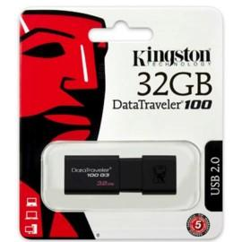 Kingston 32GB DataTraveler 100